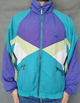 Vintage Puma Jacket Size XL