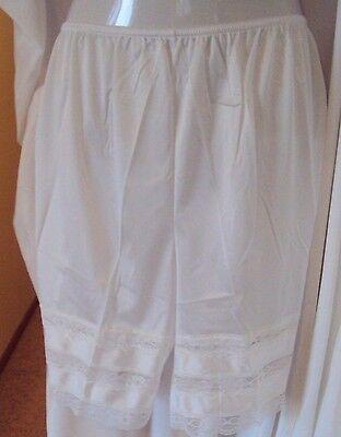 velrose lingerie plus size snip it pettipants style 3362 sm 1x 4x 14 18