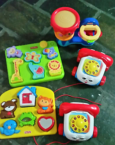 Baby toys good condition McGraths Hill Hawkesbury Area Preview