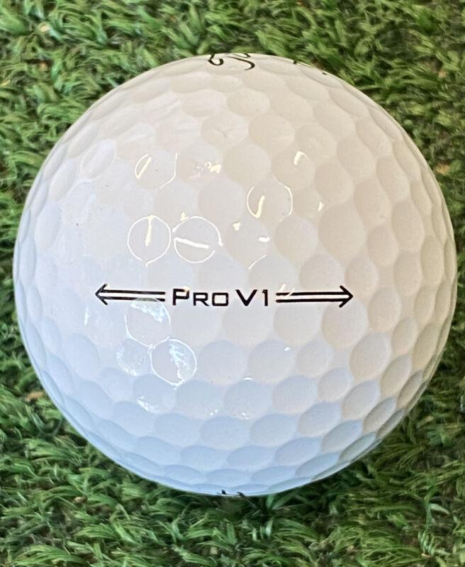 24 TRULY Mint 5A Titleist Pro V1 *2021* Golf Balls - FREE SHIPPING