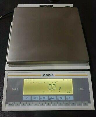 Sartorius Lp6200 Digital Lab Scale Balance Lp 6200