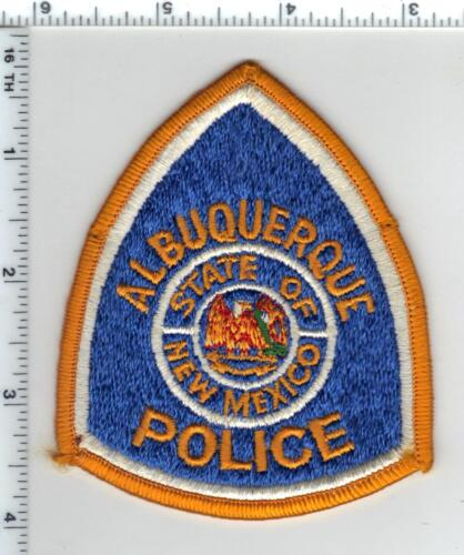 Albuquerque Police (New Mexico) 1st Issue Shoulder Patch