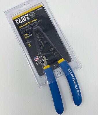 Klein Tools 7-18 Klein-kurve Wire Strippercutter 11055-12-sen