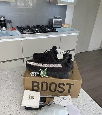 adidas Yeezy Boost 350 V2 Cinder Reflective UK 9.5