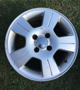 """Mags 16"""" FORD FOCUS (4)"""