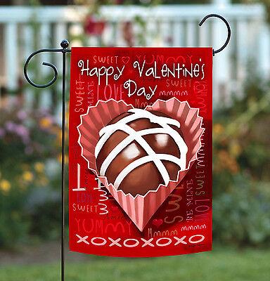 Toland True Love Truffle 12.5 x 18 Valentine Chocolate Candy