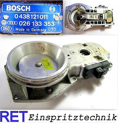 Luftmengenmesser BOSCH 0438121011 Audi 80 1,8 026133353 original gebraucht kaufen  Aalen