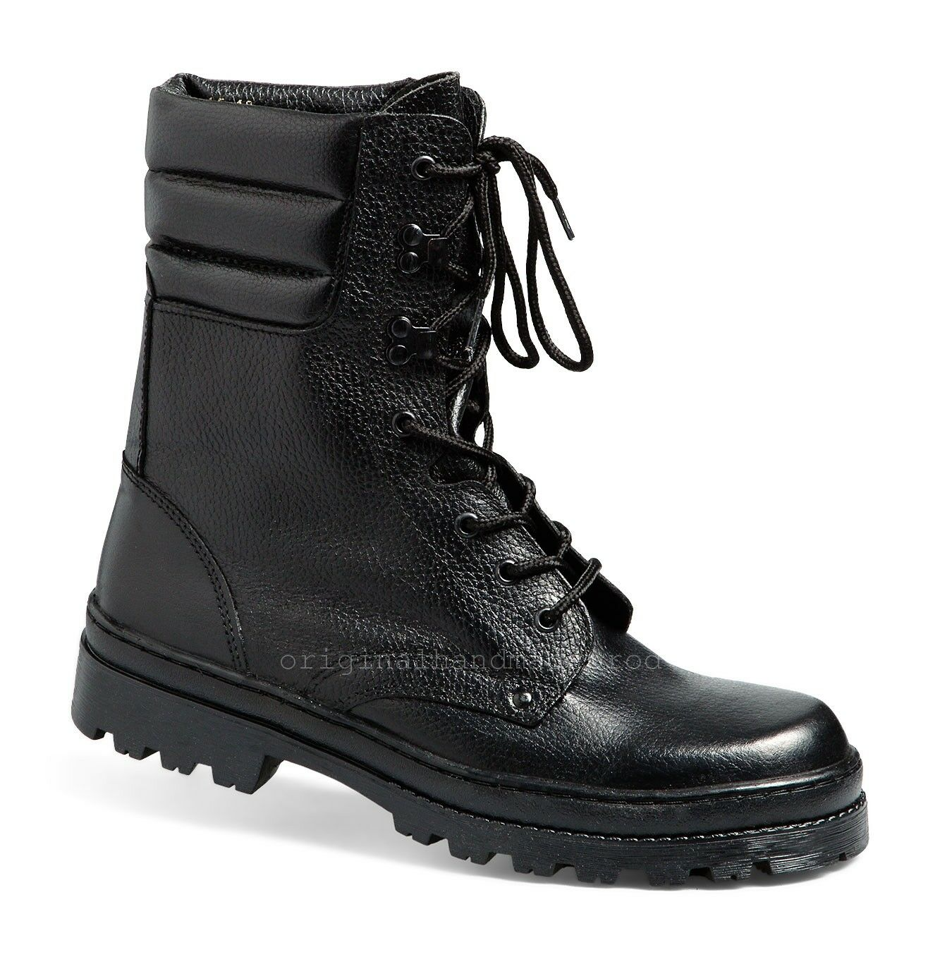 Russisch Armee Uniform Kampfstiefel Leder Stiefel Schuhe Militär Soldaten Jagd