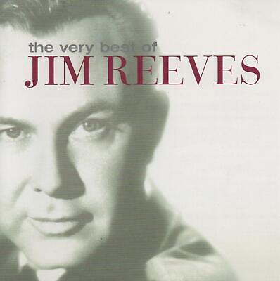 JIM REEVES - THE VERY BEST OF - NEW CD!!
