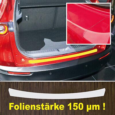Lackschutzfolie Ladekantenschutz transparent Mazda CX30 ab 2019  150 µm