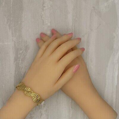 Gold (9ct) Italian Multi Link and Multi Strand Bracelet