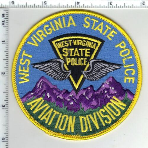 West Virginia State Police 1st Issue Aviation Division Shoulder Patch