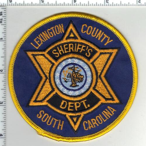 Lexington County Sheriff (South Carolina) 2nd Issue Shoulder Patch
