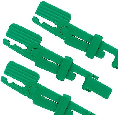 Dental Snap-a-ray Digital Sensor Holder3 Pcs Color Green