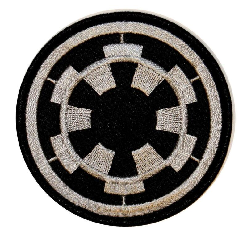 Jedi logo jedi order iron on patches star wars biker patch.