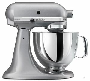 KitchenAid Stand Mixer Tilt 4.5 Quart Ksm8   Aqua Sky