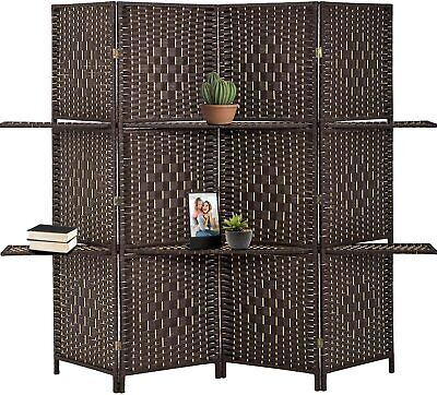Room Divider Room Screen Divider Wooden Screen Folding Portable partition Screen Furniture