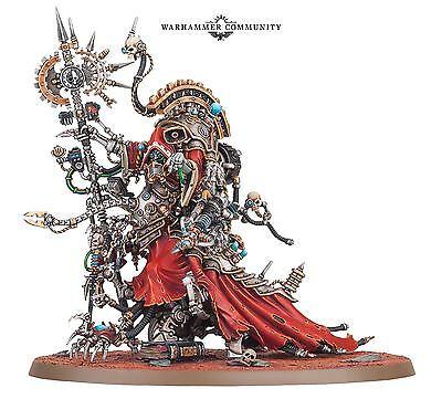 Warhammer 40K Triumvirate of the Imperium Archmagos Belisarius Cawl