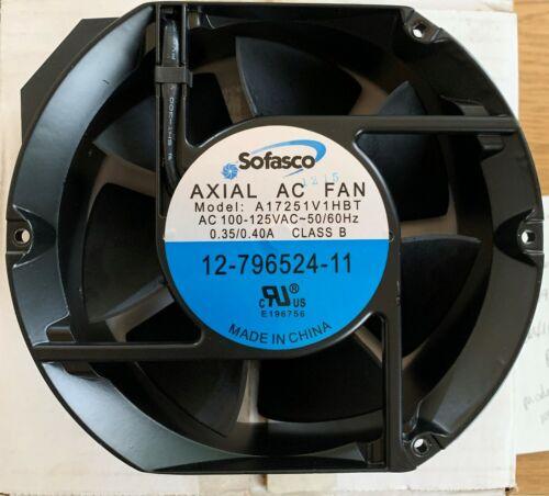 Liebert Sofasco Axial Fan 12-796524-11 ( 334125 ) Model A17251V1HBT
