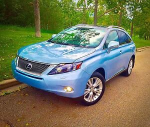 LEXUS RX450H !!! Ultra Premium Package , Warranty!!!