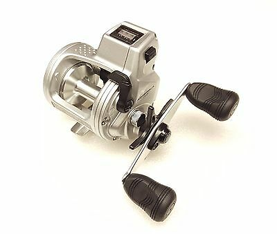 Daiwa Accudepth Plus-B 5.1:1 Line Counter Casting Fishing Reel - ADP17LCB Daiwa Line Counter Reels