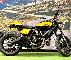 2019 Ducati Scrambler Full Throttle 750$ en accessoire ou financ
