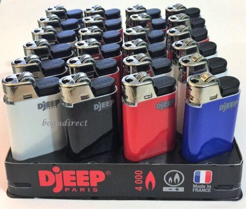 DJEEP large lighter Reg colors display of 24