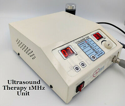 New 1mhz Original Ultrasound Ultrasonic Therapy Machine Pain Relief Therapy Unit