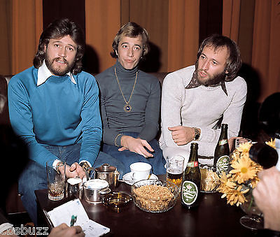 THE BEE GEES - MUSIC PHOTO #35