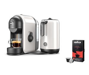 New Lavazza Minu Caffe Latte Coffee Capsule Machine Milk Frother