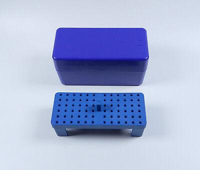 Endodontic Rotary Filesreamers Endo Box Block Holder Autoclavable Dental