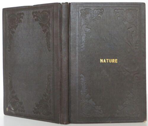Ralph Waldo Emerson Nature First Edition