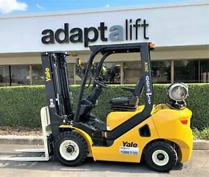 Flexible Forklift Hire Wetherill Park Fairfield Area Preview