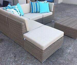 Outdoor modular lounge Warners Bay Lake Macquarie Area Preview
