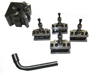 RDGTOOLS-QUICK-CHANGE-TOOLPOST-FOR-MYFORD-LATHE