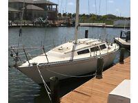 "1984 S2 Yacht 29'11"" Sailboat - Inboard Diesel - Texas"