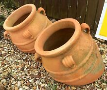 Large Wall Hanging Terracotta Pots Beenleigh Logan Area Preview