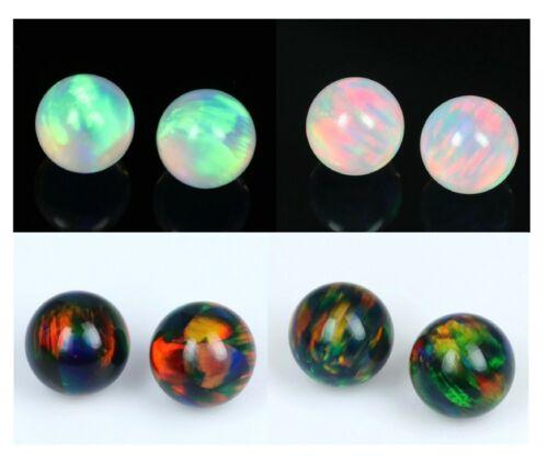 Terp Pearl  X 1  Opal 4mm Ø Galaxy Opal 900°c Heat Resistance (Resin free) PURE