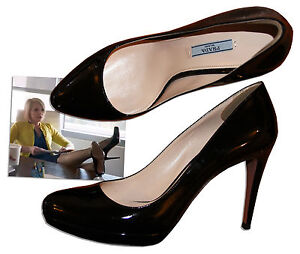 Ellen Barkin Screen-Worn Prada Shoes From Modern Family