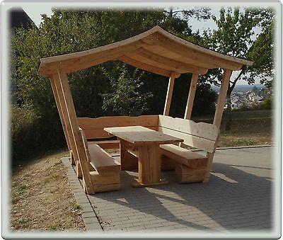 Sitzmöbel.Pavillon aus Lärche.Gartenmöbel.Holzmobel..,Gartenmöbel..
