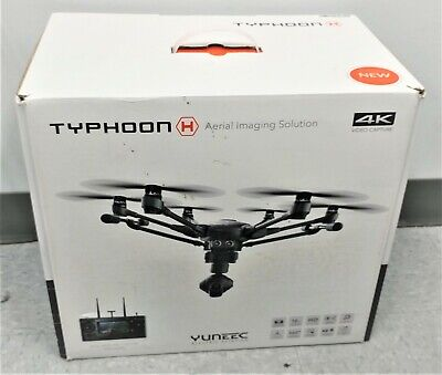 Yuneec Typhoon H Surveillance Video Hexacopter Drone YUNTYHSCUS W/ Accessories