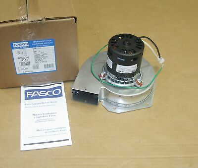 Fasco A143 Furnace Motor For 7021-8428 7021-8013 7021-8924 7021-9639 7021-9055
