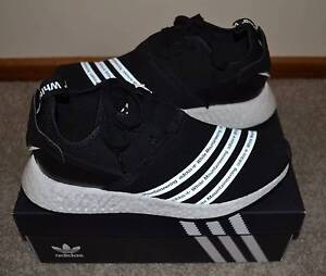 Adidas x White Mountaineering NMD R2 Black New in Box US10.5 Flagstaff Hill Morphett Vale Area Preview