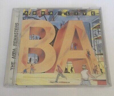 ABBA Live [Remaster] by ABBA (CD, Mar-1999, Polydor)