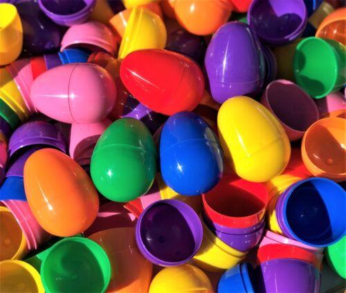 Plastic Easter Eggs Bulk 1000 Count Unfilled