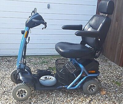 RASCAL Liteway 8 Mobility Boot Scooter