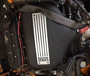 Falcon bf xr8 5.4 v8 boss motor 118,411km's Walliston Kalamunda Area Preview