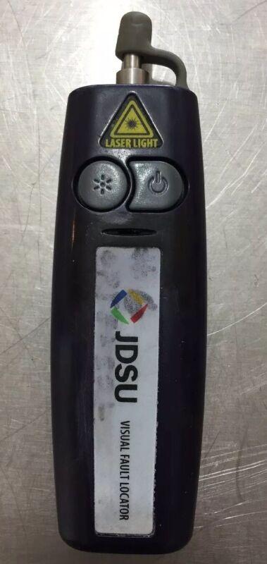 JDSU FFL-050 Mini/Pocket 2.5mm Visual Fault Locator Fiber Optic