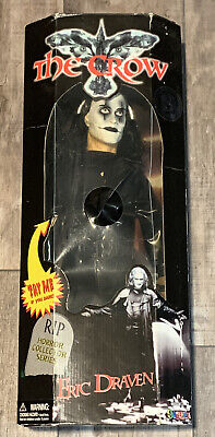 The Crow Doll Eric Draven Vintage 2001 Limited Edition #745 Of 30000 New In Box Crow Limited Edition