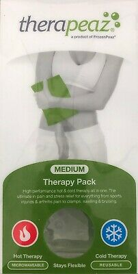 THERPEAZ MEDIUM THERAPY PACK HOT / COLD A PRODUCT OF FROZEN PEAZ REUSABLE
